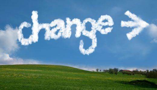 It's time for change. 私が教師1年目に仕事を辞めたくなった時にしたアクション